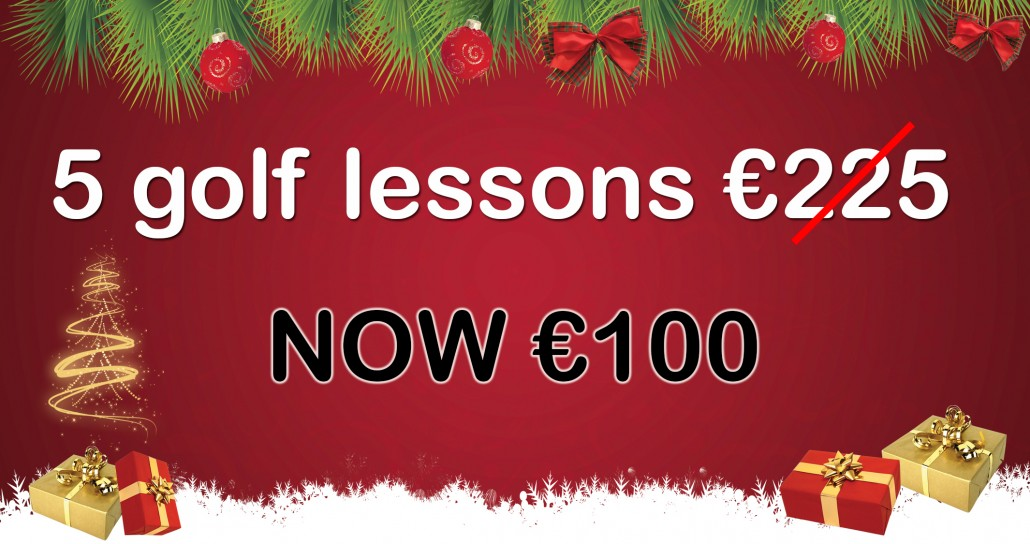 5 lessons for €100 save €125